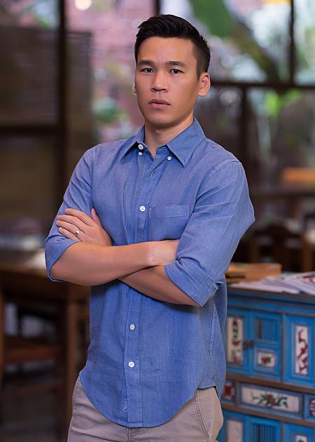 Trần Danh phát triển mô hình chuỗi Quán Bụi gắn với ẩm thực truyền thống.