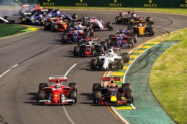 Giải đua F1 tại ... Xin nguồn ảnh