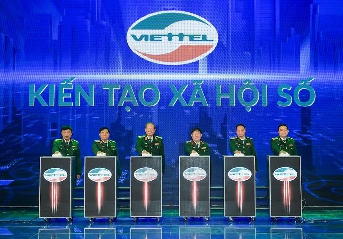 Các đại diện lãnh đạo tập đoàn