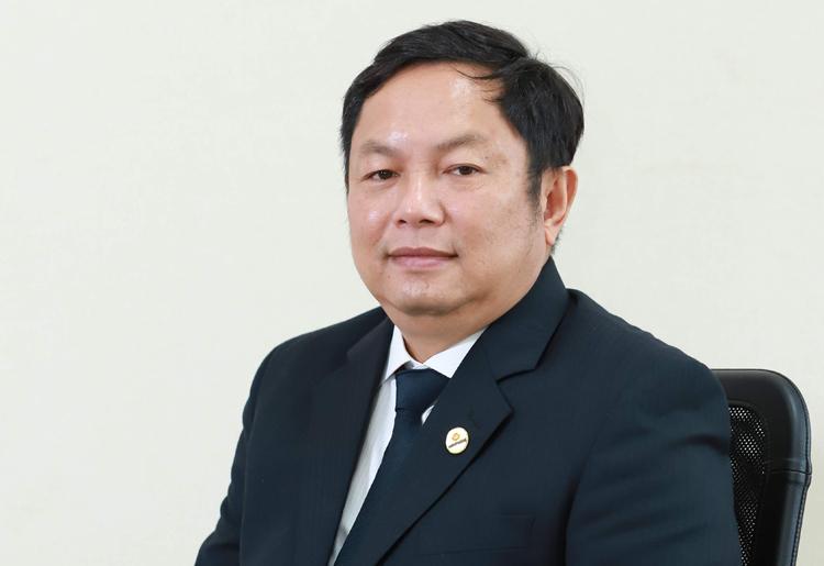 Ông Huỳnh NgọcHuy - tân chủ tịch HĐQT LienVietPostBank. Ảnh: LPB.