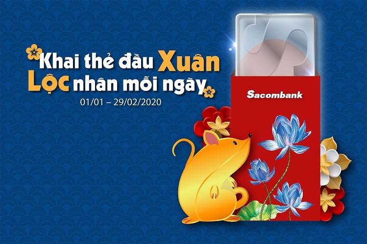 [Caption]Để biết thêm thông tin chi tiết, khách hàng vui lòng liên hệ Hotline 1900 5555 88 hoặc 028 3526 6060; truy cập website khuyenmai.sacombank.com và đăng ký thẻ online tại website card.sacombank.com.vn.