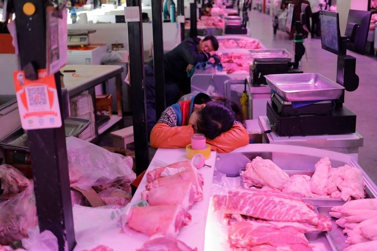 'Nỗi ám ảnh' thịt heo của kinh tế Trung Quốc