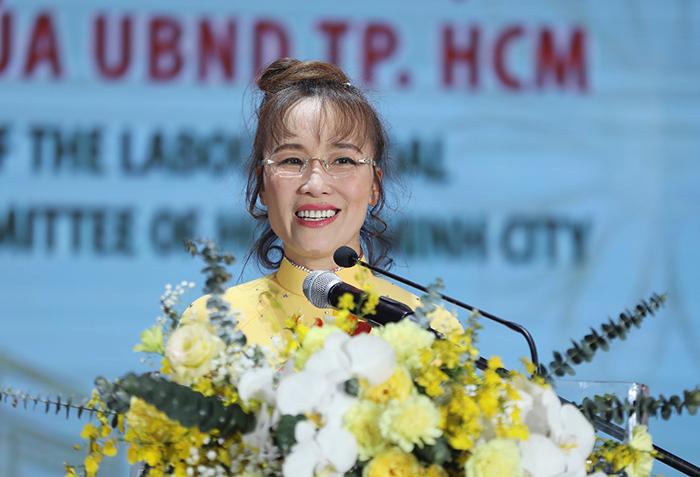 Bà Nguyễn Thị Phương Thảo - Phó chủ tịch Thường trực HĐQT HDBank.
