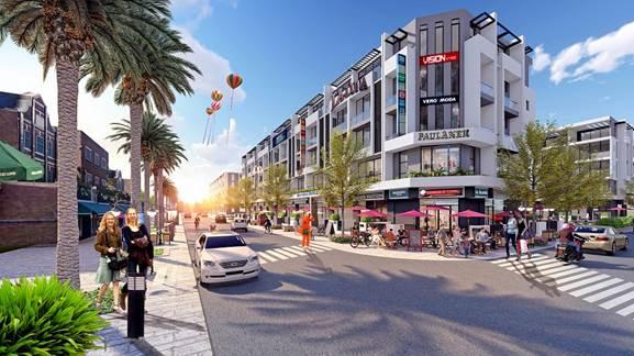 Long Biên – Minh chứng cho sự chuyển mình mạnh mẽ thành Trung tâm đô thị mới của Thủ Đô ( Xin bài edit) - 1