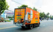 Vận chuyển hàng dịp Tết qua ứng dụng Logivan