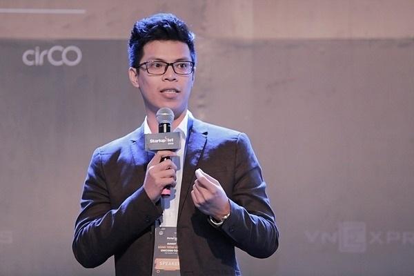 Ông Ngô Hoàng Gia Khánh - Phó tổng giám đốc Phát triển Doanh nghiệp của Tiki.