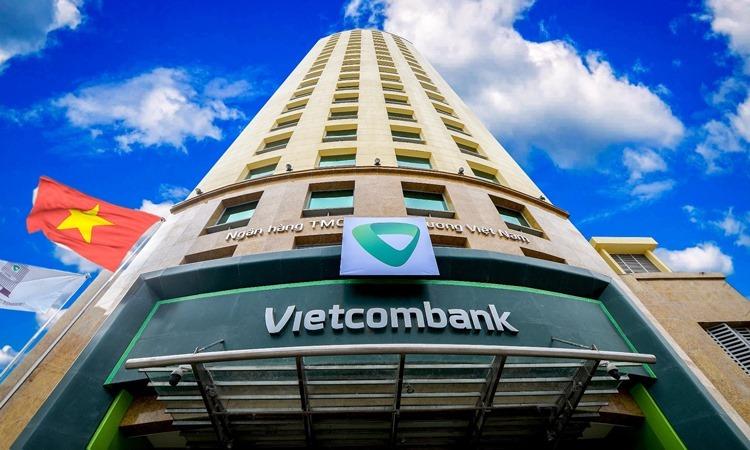 Trụ sở Vietcombank. Ảnh: Q.T