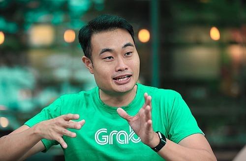 Ông Jerry Lim nhận vị trí Tổng giám đốc của Grab tại Việt Nam từ năm 2016. Ảnh: Grab