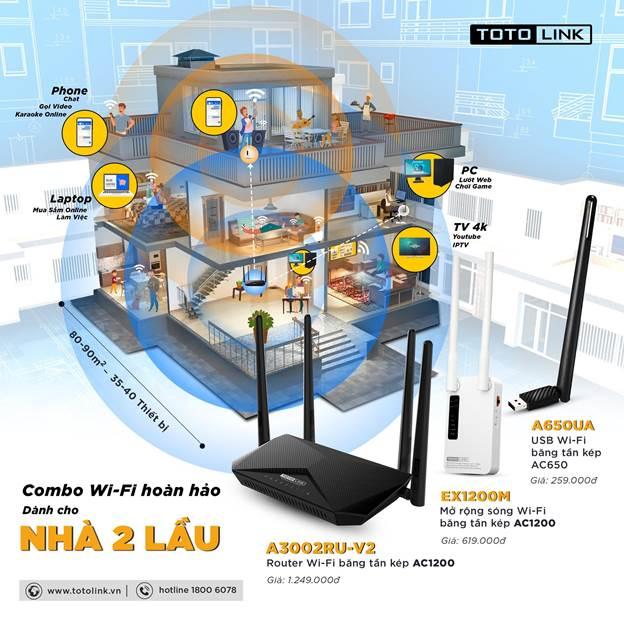 TOROLINK mang đến giải pháp kết nối Wi-Fi hiệu quả - 2
