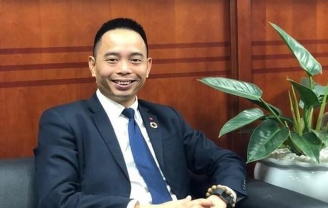 Quyền Tổng giám đốc VNDIRECT Đỗ Ngọc Quỳnh. Ảnh: VNDS.