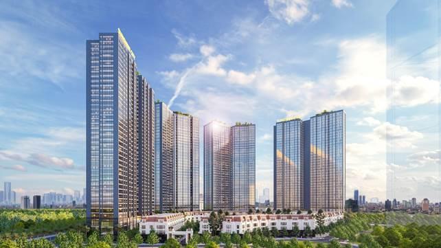 Phối cảnh Sunshine City - một dự án nổi bật tại khu Tây Hồ Tây. Website: http://city.sunshinegroup.vn/.Hotline: 1800 6559.