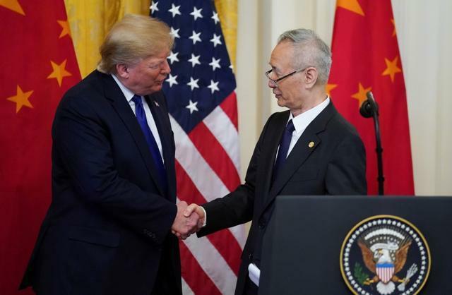 Mỹ, Trung rón rén trong thỏa thuận sơ bộ