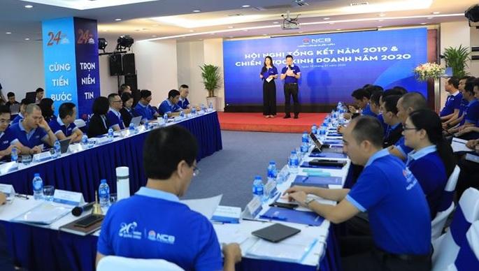 Hội nghị tổng kết năm 2019 và chiến lược kinh doanh năm 2020 của NCB