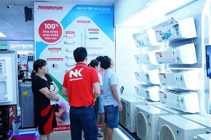 Cuối năm là thời điểm người tiêu dùng có thể tận dụng chương trình khuyến mãi để nâng cấp các thiết bị điện máy trong gia đình.