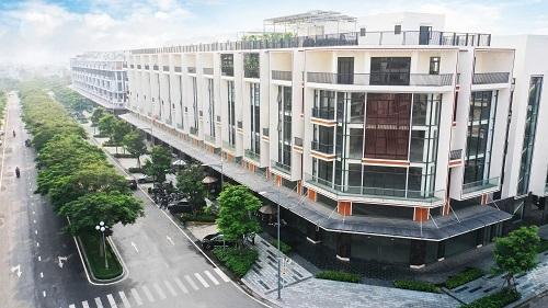Hiện đã có gần 5.000 cư dân sinh sống và hơn 200 doanh nghiệp đặt văn phòng trụ sở tại Khu đô thị Vạn Phúc - Ảnh: ĐP