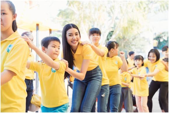 Chương trình tổ chức nhiều hoạt động vui chơi cho trẻ em