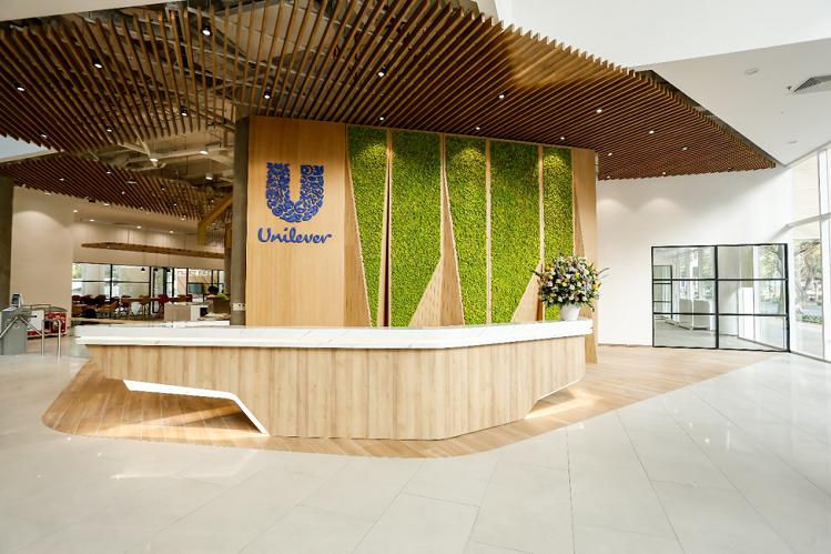 Unilever Homebase với diện mạo mới.