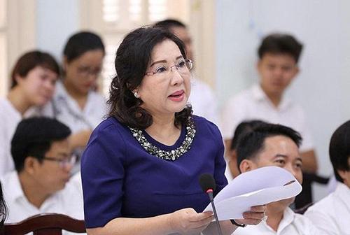 Bà Nguyễn Thị Như Loan - Chủ tịch HĐQT Quốc Cường Gia Lai. Ảnh: VCCI