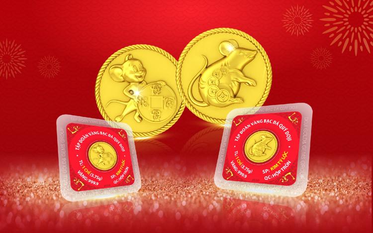 Sản phẩm đồng vàng Kim Tý