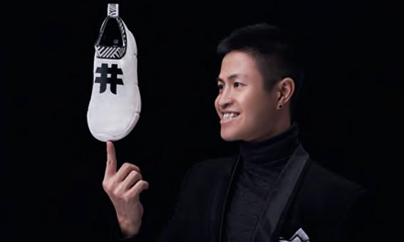 Nhà đồng sáng lập kiêm TGD Rens Original Trần Bảo Khánh. Ảnh: Forbes Việt Nam