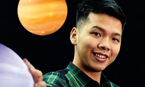 Nguyễn Tuấn Cường, Đồng sáng lập Amanotes.Ảnh: Forbes Việt Nam