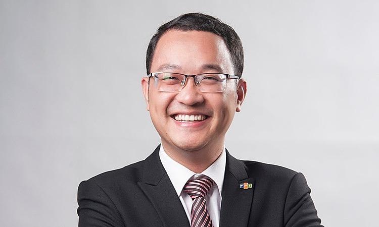 Giám đốc nhân sự FPT Chu Quang Huy. Ảnh: FPT