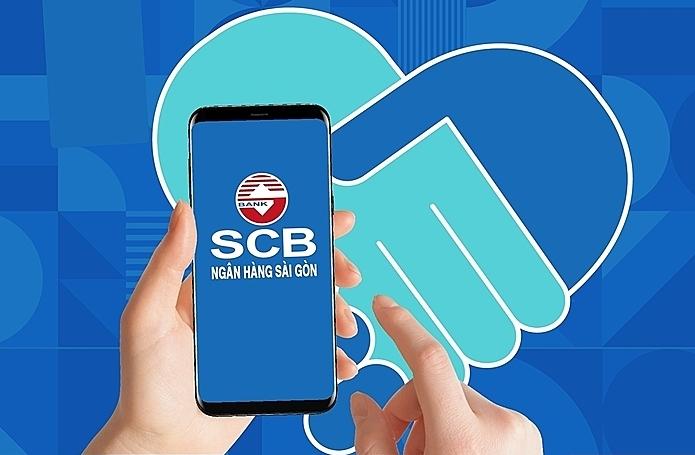 Dịch vụ giao dịch trực tuyến của SCB với nhiều tính năng miễn phí vượt trội.