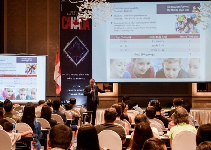 Maple Leaf Vietnam thường xuyên cập nhật thông tin cho nhà đầu tư Việt Nam về các chương trình đầu tư định cư Canada.