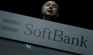 Lợi nhuận SoftBank giảm 99%