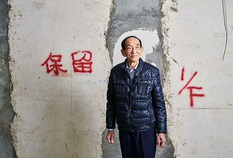 Tang trong một căn nhà ông sở hữu ở quận Mong Kok. Ảnh: Forbes