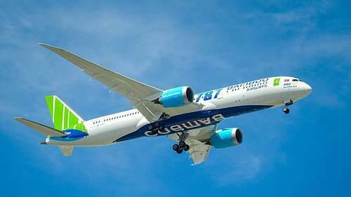 Bamboo Airways hiện chưa khai thác đường bay nào đến Trung Quốc đại lục.