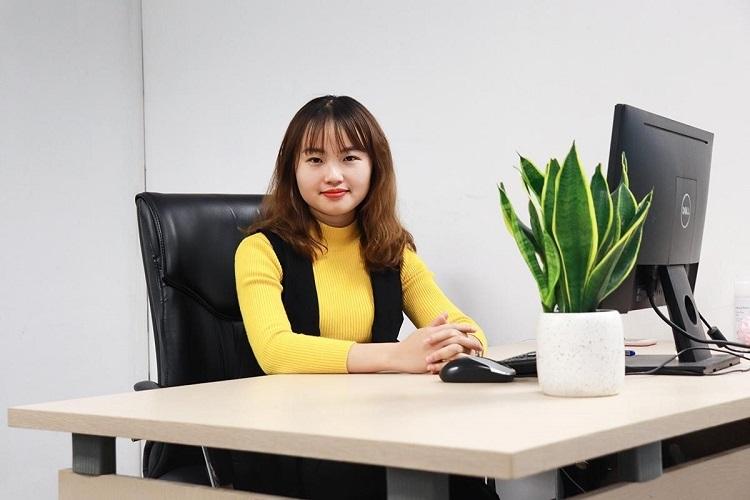 BàNguyễn Thị Phương Thảo - Giám đốc FastWork miền Bắc.