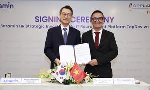 Mạng tuyển dụng IT Việt Nam nhận đầu tư từ Hàn Quốc