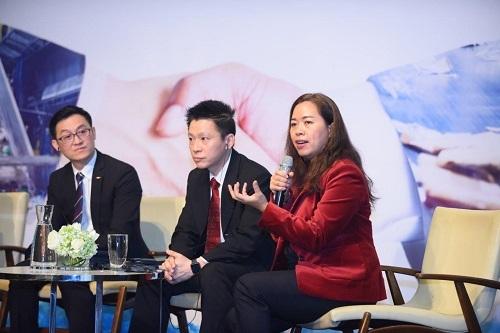 Chủ tịch Unilever Việt Nam, bà Nguyễn Thị Bích Vân