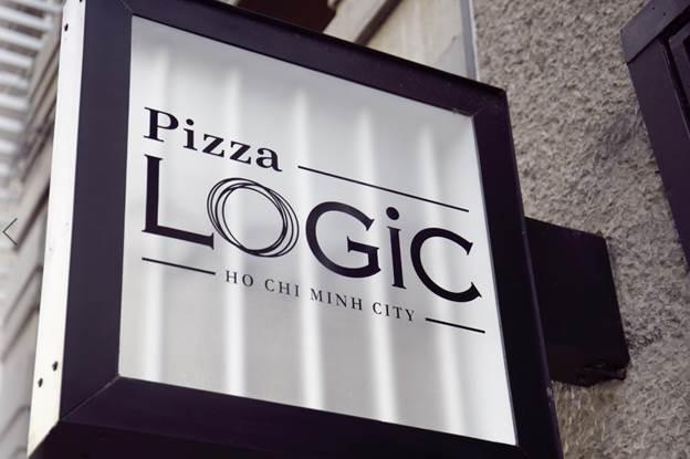 Nhà hàngPizza Logic tại TP HCM.
