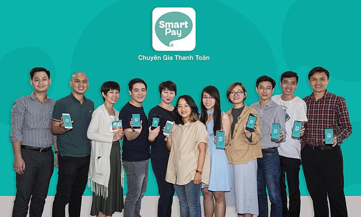 Ví điện tử SmartPay ra mắt tính năng tích điểm thông minh
