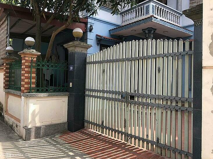 Nơi đăng ký kinh doanh của Công ty USC Interco tại Kim Chung, Hoài Đức, Hà Nội. Ảnh: Minh Sơn.