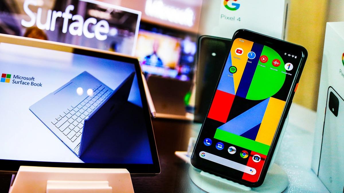 Google và Microsoft muốn chuyển thêm sản xuất đến Việt Nam