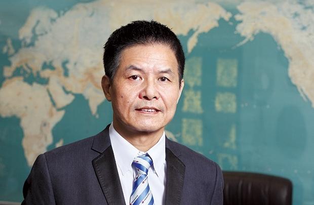 Ông Nguyễn Quốc Kỳ, Tổng giám đốc Vietravel. Ảnh: QH