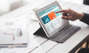 Startup thương mại điện tử gọi vốn chục triệu USD