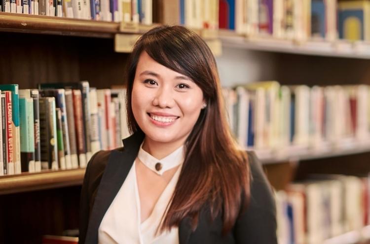 Bà Nguyễn Thị Minh Giang. Ảnh: Mekong Capital