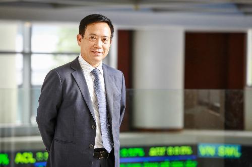 Ông Trần Văn Dũng - Chủ tịch Ủy ban Chứng khoán Nhà nước.Ảnh: Thành Nguyễn.