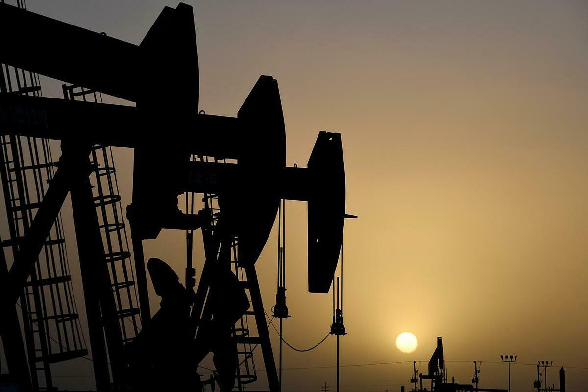 Một cơ sở khai thác dầu tại Texas (Mỹ). Ảnh: Reuters