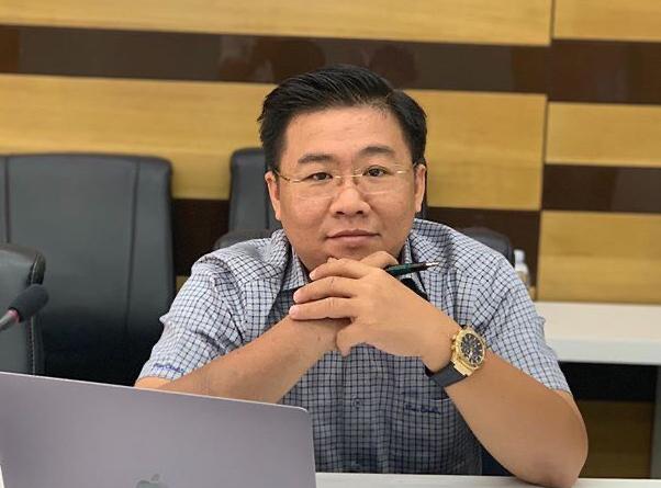 TS Nguyễn Khắc Quốc Bảo -Trưởng khoa Tài chính,Đại học Kinh tế TP HCM. Ảnh: Nhân vật cung cấp