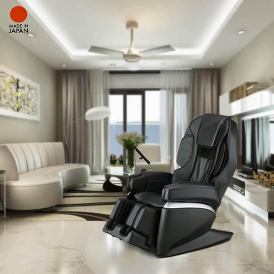 Một dòng ghế massage Nhật Bản