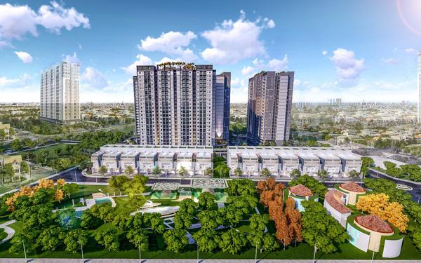 EcoXuân Sky Residences mở bán căn hộ cuối