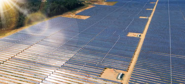 Nhà máy của Ningbo Yize tại Việt Nam có công suất sản xuất các sản phẩm quang điện lớn.