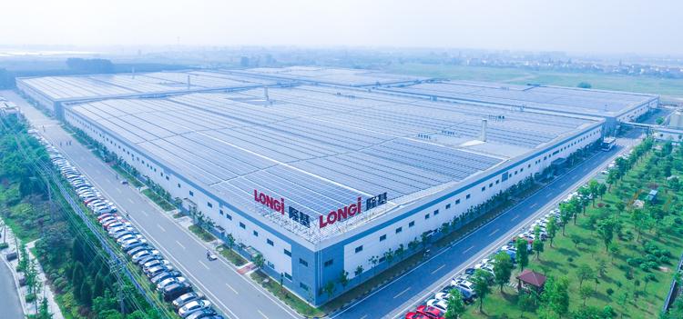 Tập đoàn LONGi chuyên cung cấp các sản phẩm, giải pháp về năng lượng mặt trời.