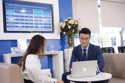 Nhiều giải pháp hỗ trợ khách hàng doanh nghiệp được MB triển khai trong mùa dịch.