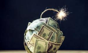 Khủng hoảng nợ toàn cầu có thể đang đến